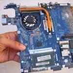 Desktop Motherboard Repairing