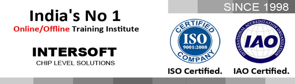 ISO – IAO Certified Chip Level Training
